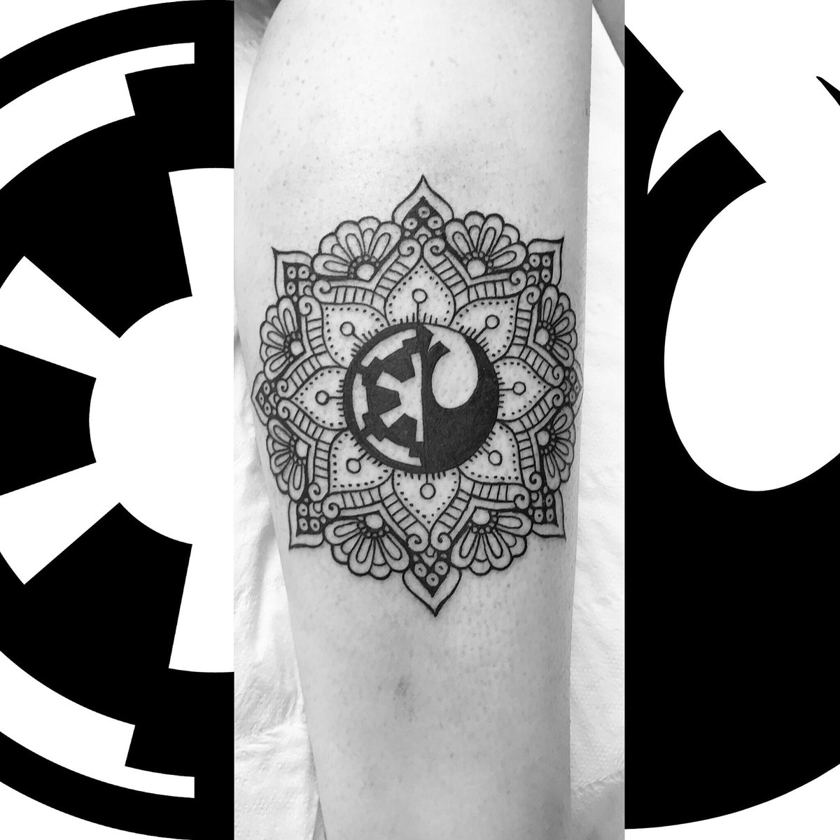 Mike Rea On Twitter Tattoo Tattoos Mandala