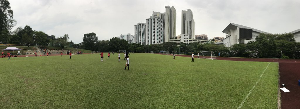 ACSIS U11 Football - @ISSsingapore 1-1 @Global_Schools #isspride 🥅 Jake https://t.co/kyJaYv3KXd