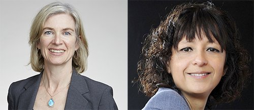 Doudna and Charpentier receive 2017 @JapanPrize_Intl for #CRISPR contribution: https://t.co/xMCnT0HRon https://t.co/22AbERhcaL