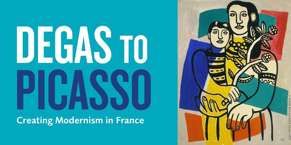 Thumbnail for Degas to Picasso