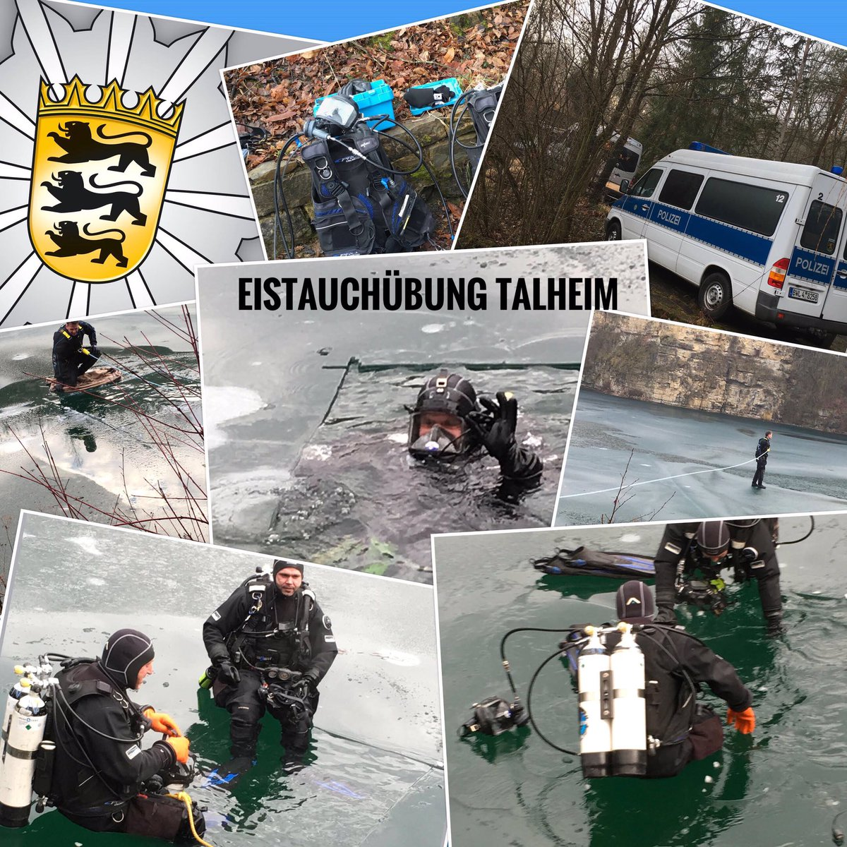 Polizei Heilbronn On Twitter Ice Bucket Challenge Mal