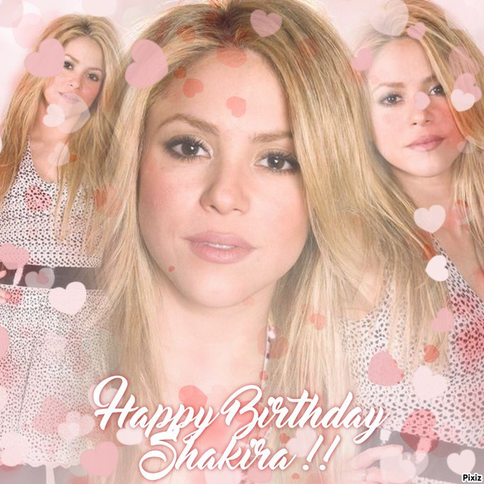 Happy birthday to the most beautiful and talented woman !!!