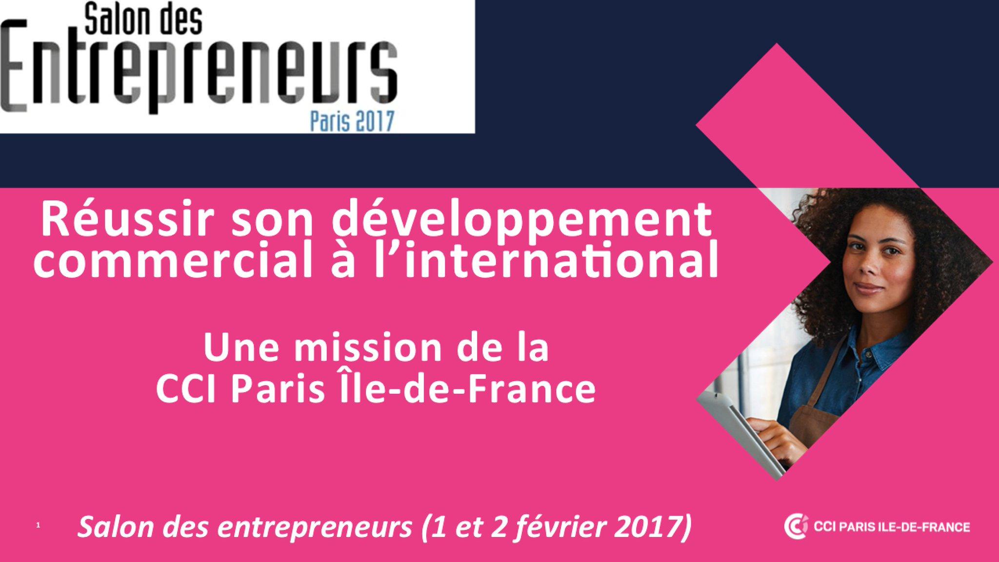 Thumbnail for [LiveTweet] Réussir son développement commercial à l'International - #SDE2017