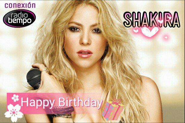Happy Birthday para nuestra querida