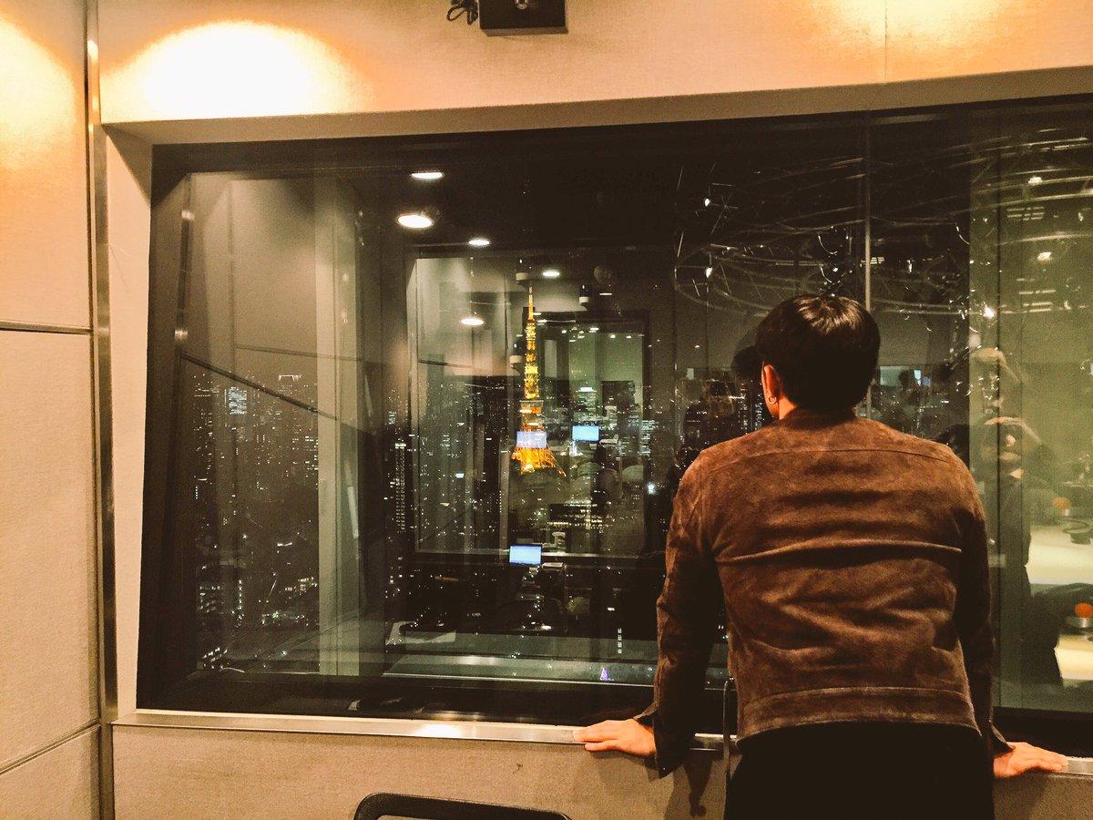 今夜は... 数原龍友 レギュラー出演中‼️ J-WAVE 81.3FM「PlayStation™M…