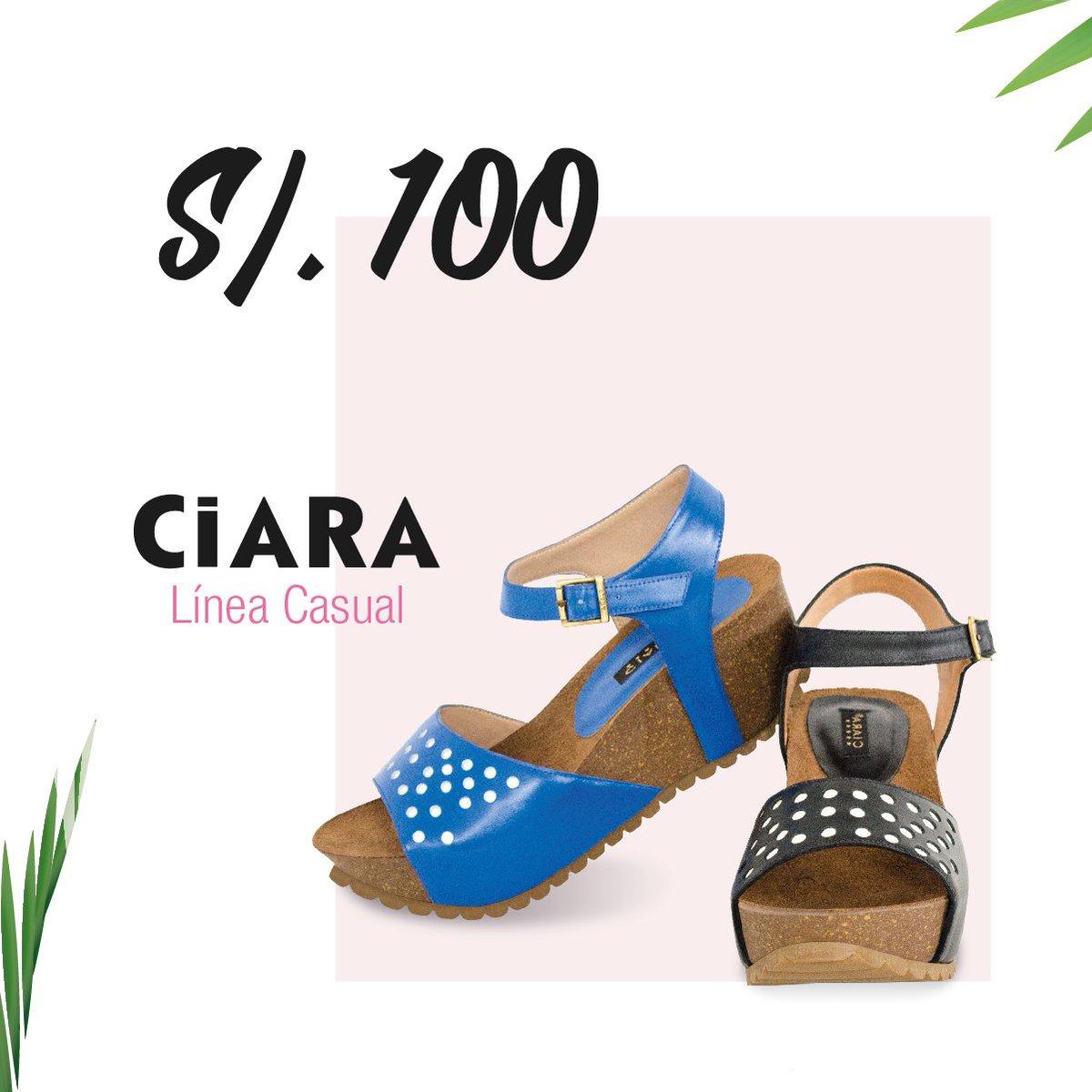 No te quedes sin los nuevos diseños de temporada  En todas nuestras tiendas, hasta agotar Stock solo en #CiaraCalzados #DescuentosDeVerano