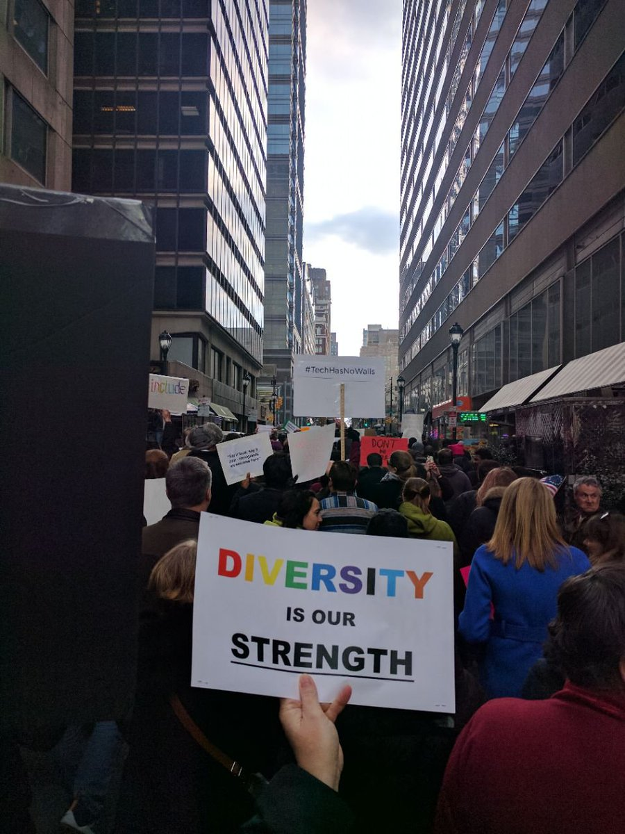 Proud to have been a part of this in Philly today #techhasnowalls #include https://t.co/MdNfmjTaPn