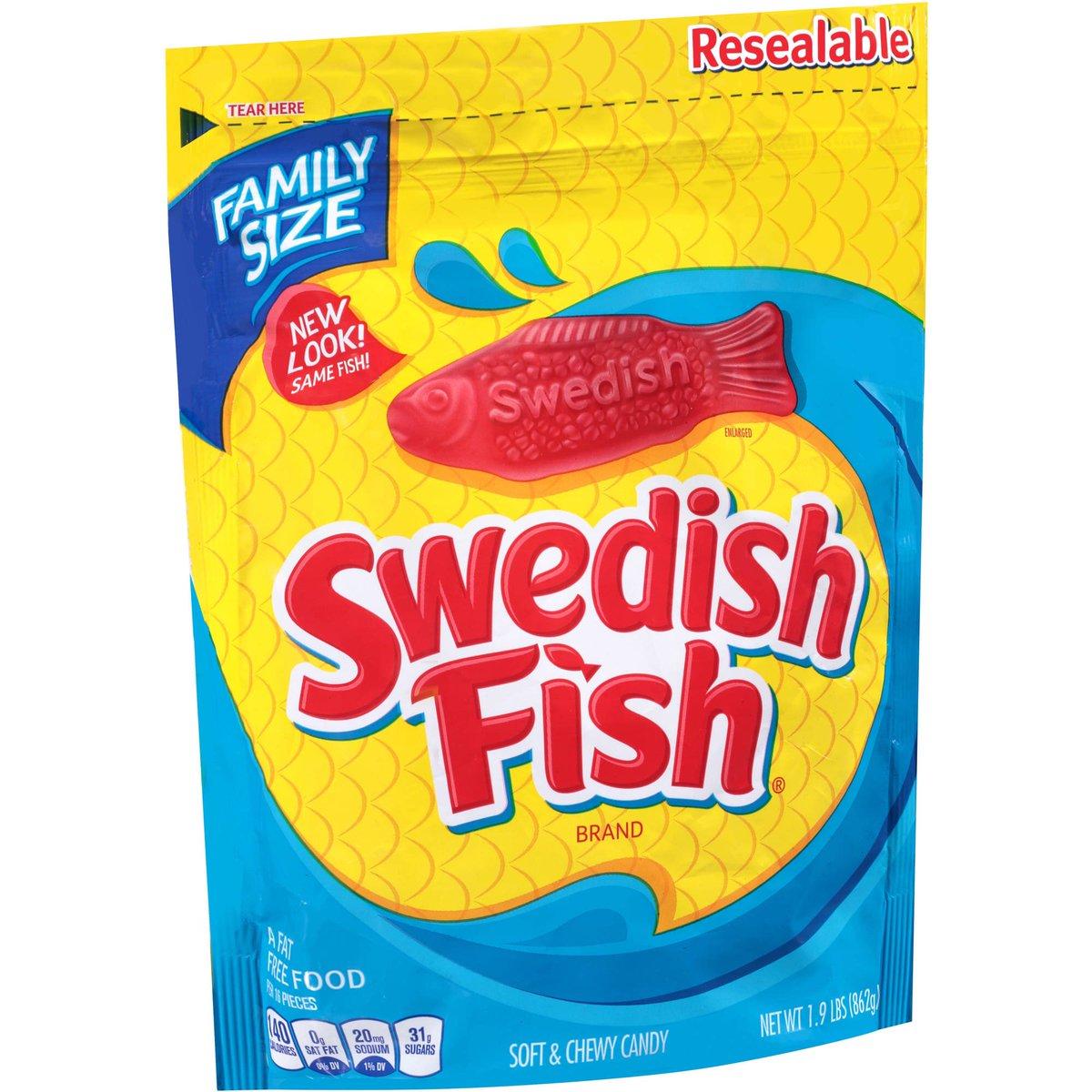 Contemporary Swedish Fish Colors Motif - Coloring Page ...
