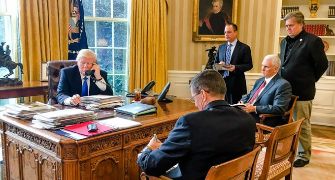 Foreign policy insider: 'No readout of Trump-Putin call because White House turned off recording' https://t.co/vfaO59rzc9
