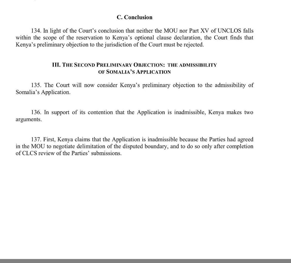 "Harun Maruf On Twitter: ""BREAKING: #ICJ Accepts 2009 MOU"