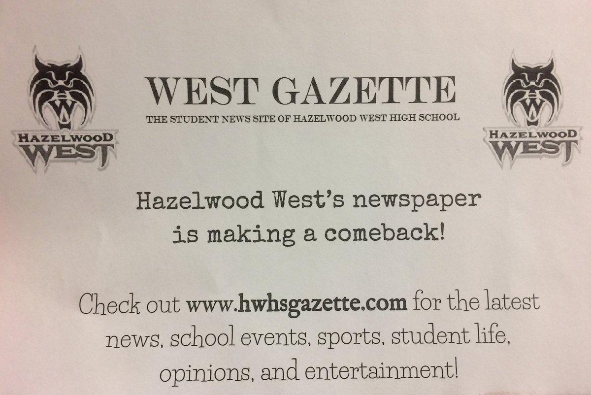 Hazelwood School District @HazelwoodSD