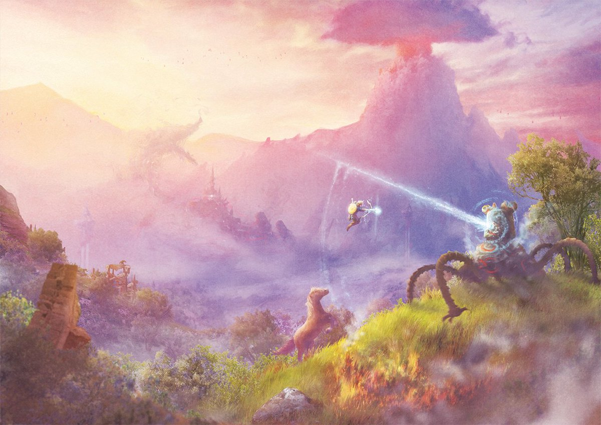 Hyped for some #botw on #switch ? One link for wallpapers and posters https://t.co/C6m5Ocubqh https://t.co/H4iLmL5np4