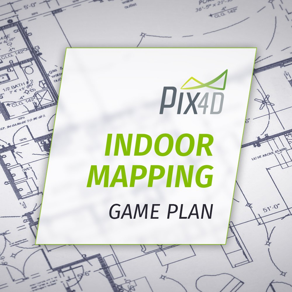 Pix4D On Twitter Whats The Best Indoor Mapping Technique Mosini