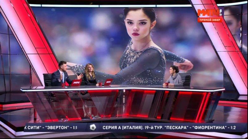 Евгения Медведева - 3 - Страница 26 C3rRww4WIAAOjXE