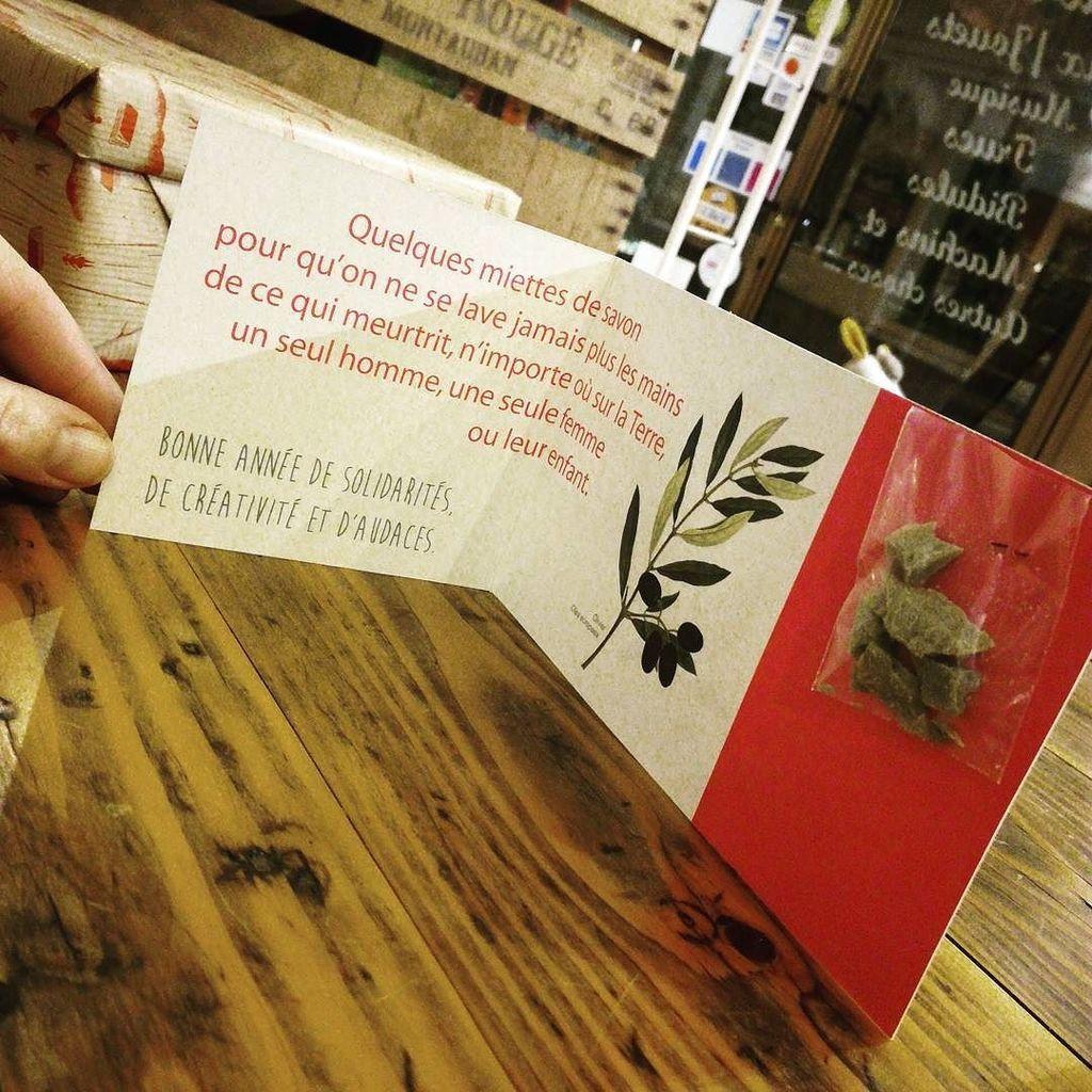 De beaux voeux reçus ce matin #voeux2017 #ruedumonde #chaqueanneeleursvoeuxsonttop  http:// ift.tt/2kYnXYo  &nbsp;  <br>http://pic.twitter.com/lbiAkInnz2