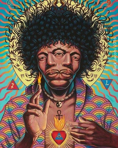 Viajeros en lsd lisergicos twitter - Jimi hendrix wallpaper psychedelic ...