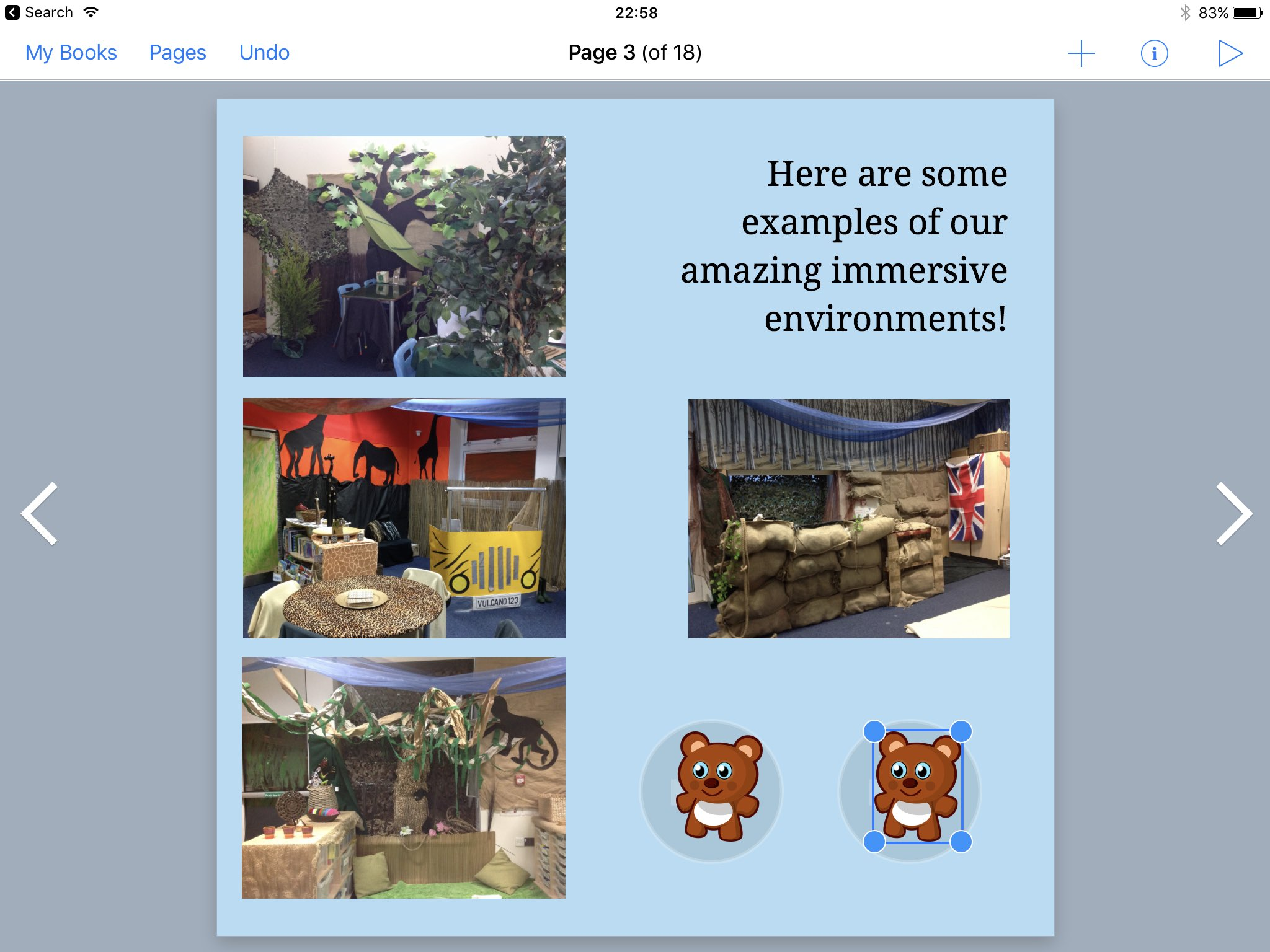 Thumbnail for BookCreator Chat #WAGOLL - 2/2/17