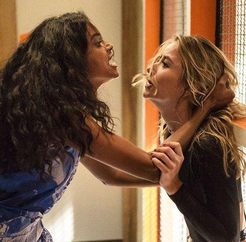 #Malhacao: Joana vai dá uma surra na Barbara!!!
