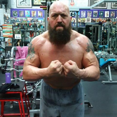 the wrestler steroid dealer