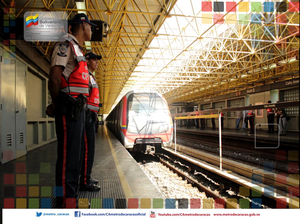 Metro de Caracas on Twitter: \