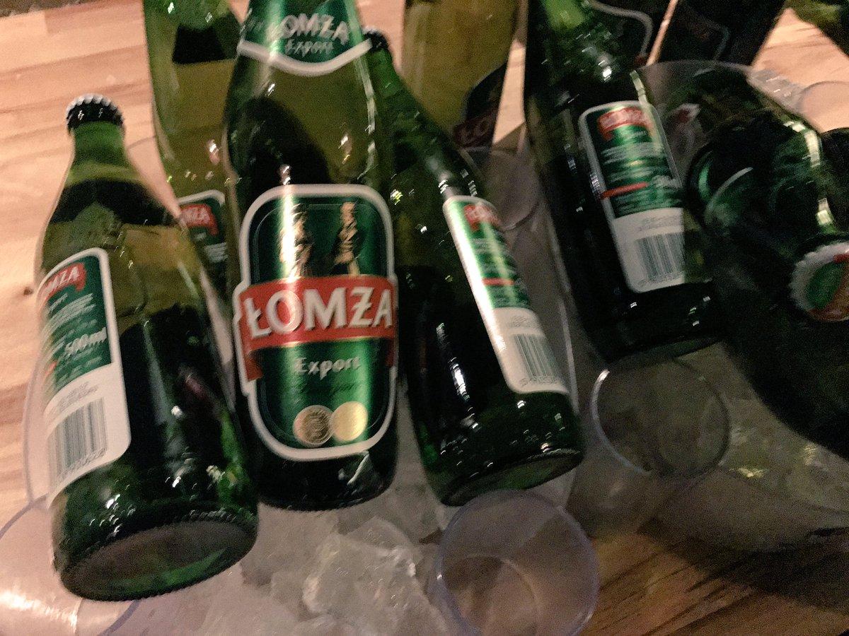 ポーランド公演終了です。  とても熱かった! ありがとう!dziękuję!!  ポーランドビール頂…