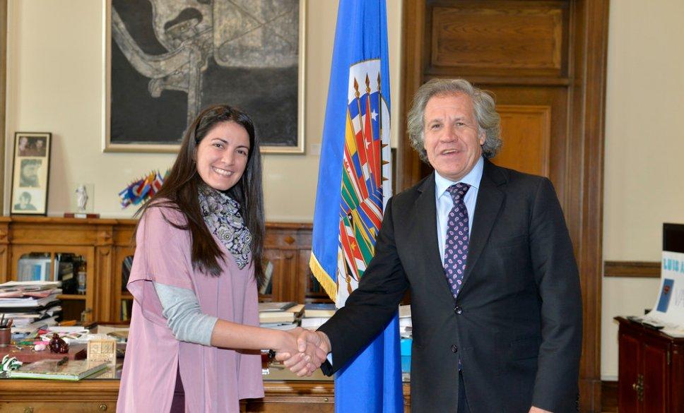 ¿A qué va el Secretario General de OEA a Cuba? ¿Cuál es su intención? ¿Para qué sirve su viaje, que huele a provocación desestabilizadora y a falta de respeto diplomático?