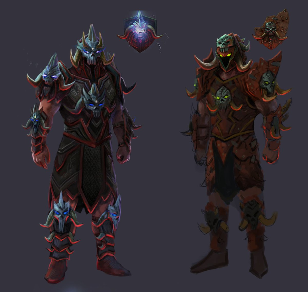 Runescape Demon Armour Wwwmiifotoscom