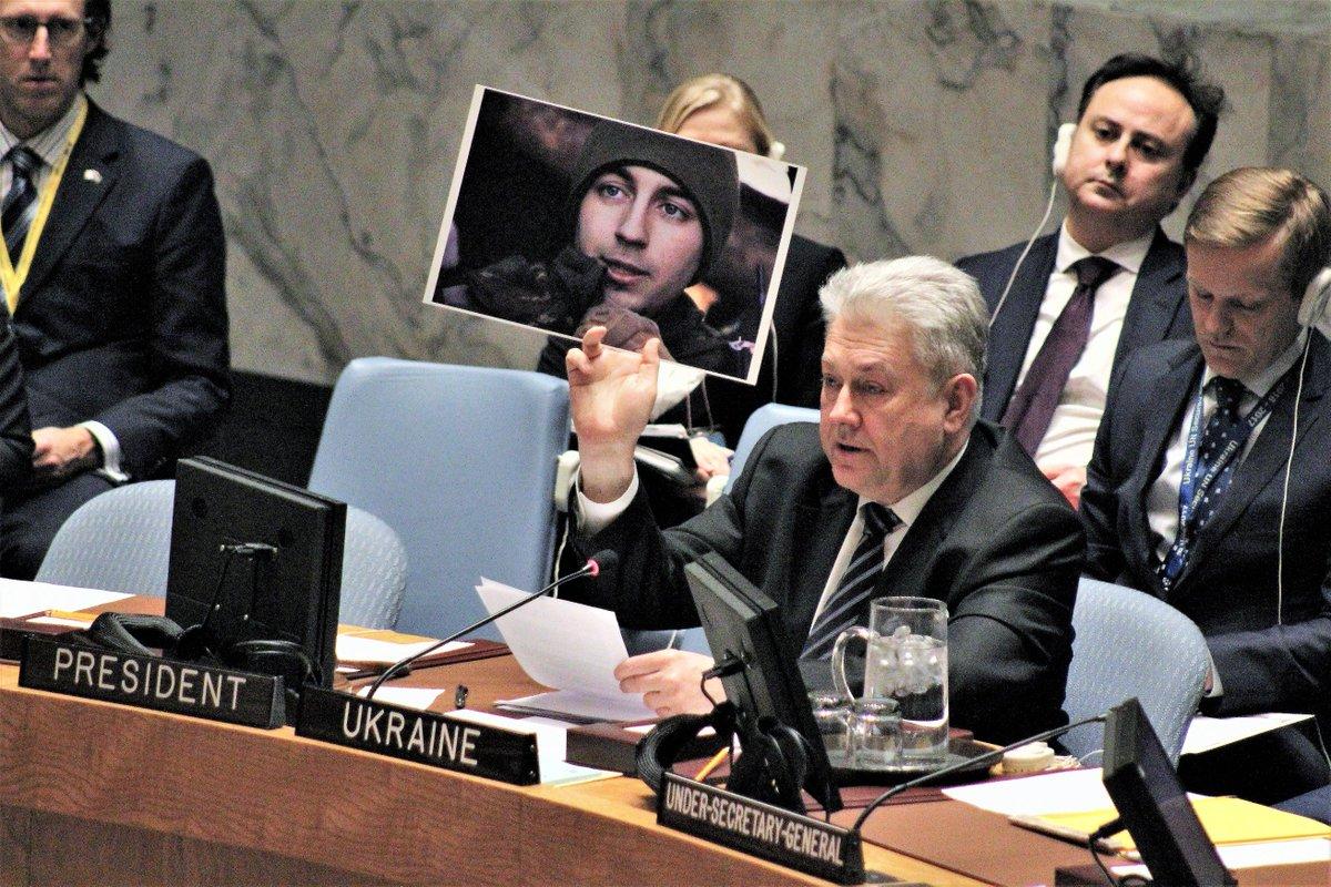 UN Ambassador Haley hits Russia hard on Ukraine