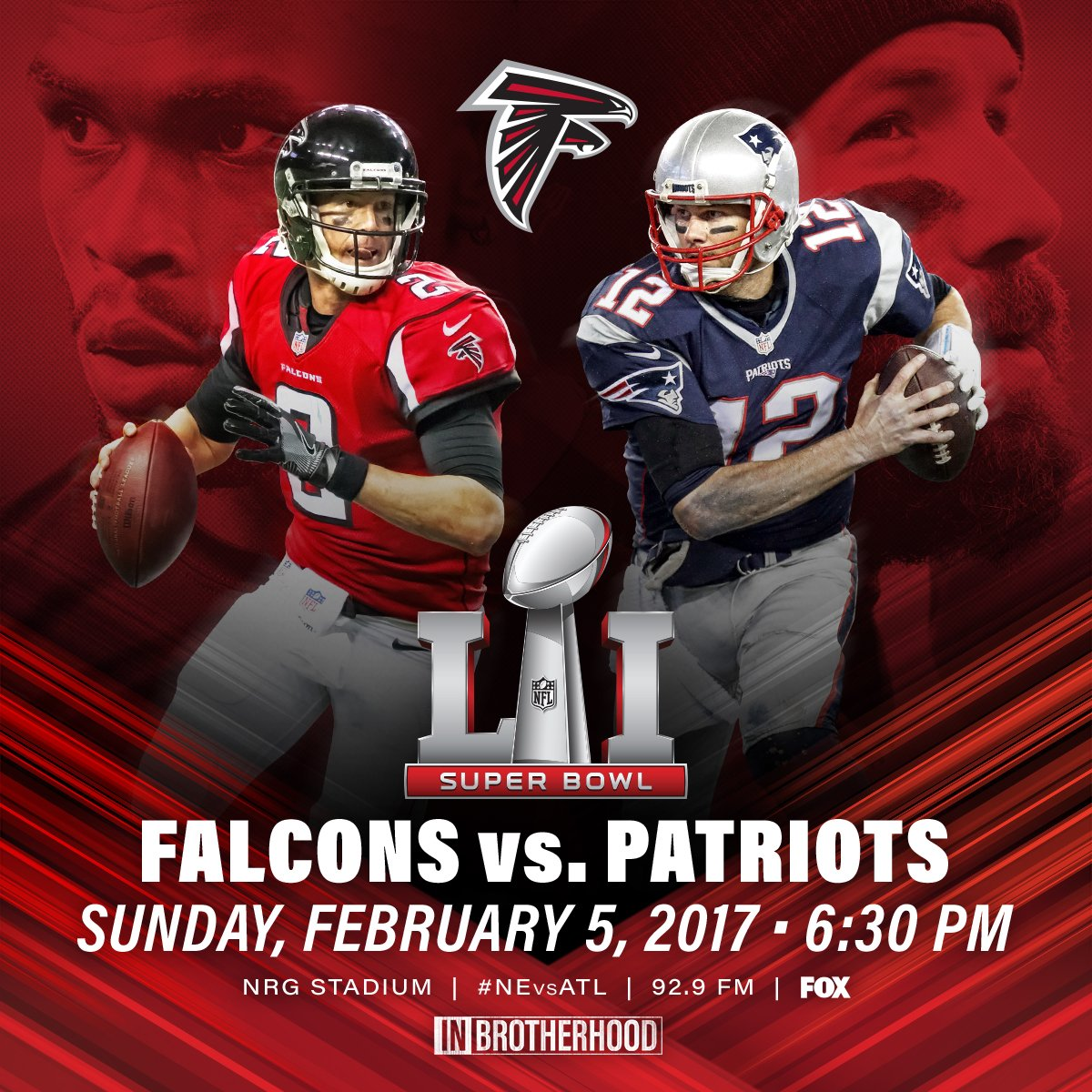 Atlanta falcons on twitter it is here sb51 game day voltagebd Choice Image