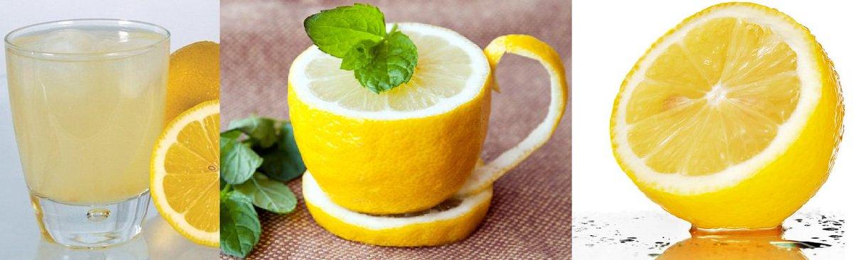 Сода и лимон похудеть