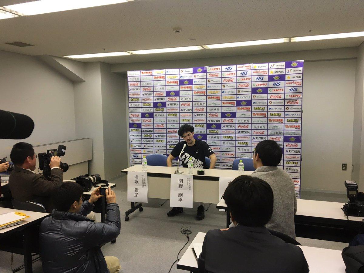 今日は松島選手のお誕生日です🎉 おめでとうございます㊗️ 昨日、関野選手の入団記者会見前に、松島選手…