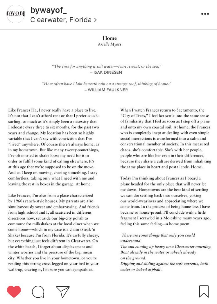The best place in the world essay