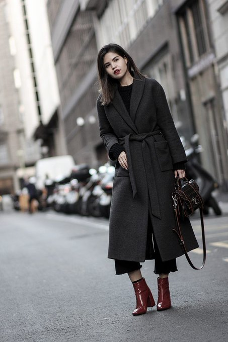 The Perfect Boyfriend Coat feat. & Other Stories