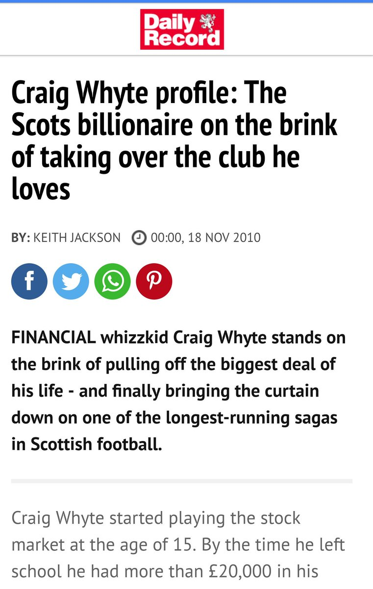 Image result for off the radar wealth craig whyte