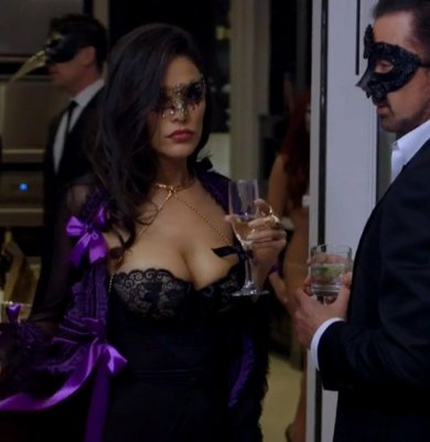 Sex parties of the rich