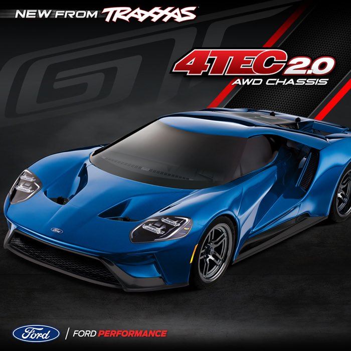Learn More Https Traxxas Com Products Landing Ford Gt Pic Twitter Com Qagyvxu