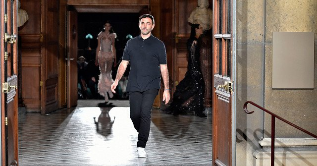 It's Official: Riccardo Tisci Has Left Givenchy