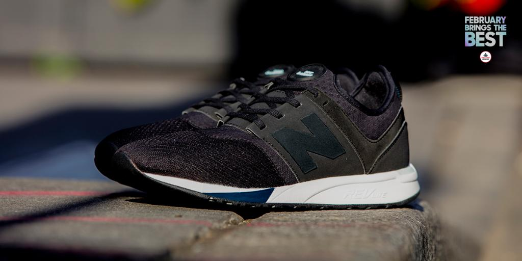 new balance 247 black spearmint