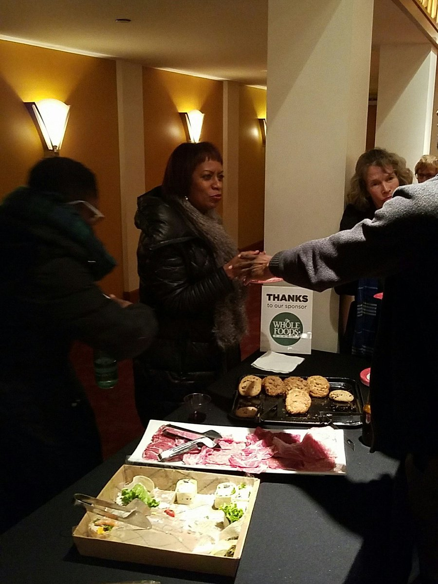 Victory Gardens Theater On Twitter Thanks To Wholefoodschi For The Great Food At Our Event Goodhair Goodfood