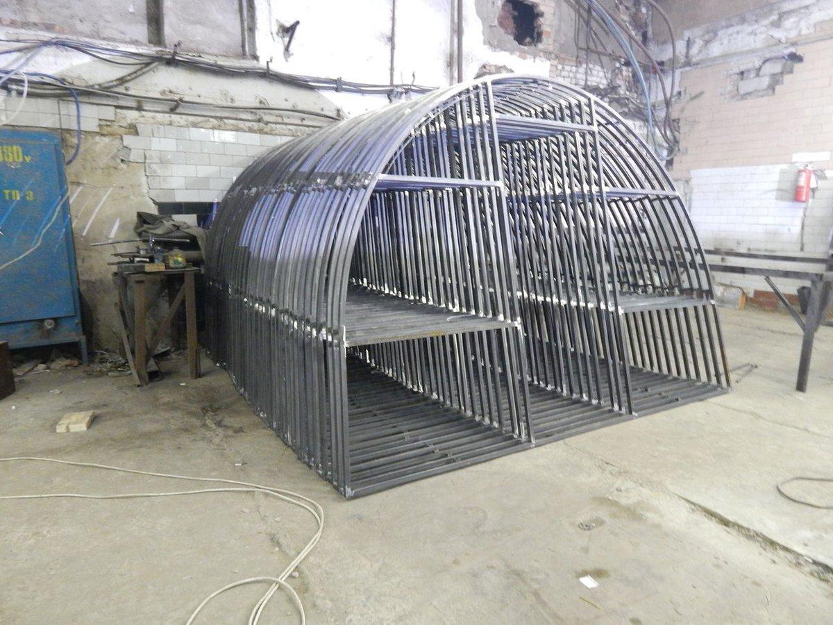 Производство теплиц