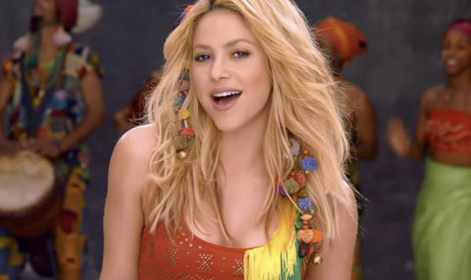 Happy birthday to the queen, the legend, the only, SHAKIRA