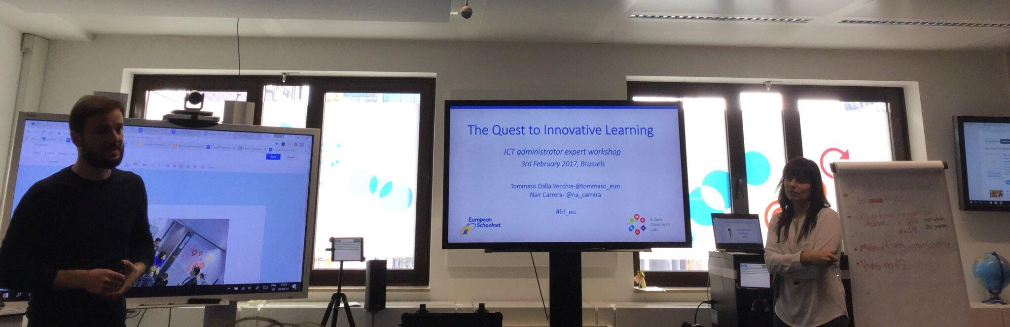 @tommaso_eun and @Na_carrera help us to explore #fcl_eun #AllSTEMScientix https://t.co/QwcB0nlavZ