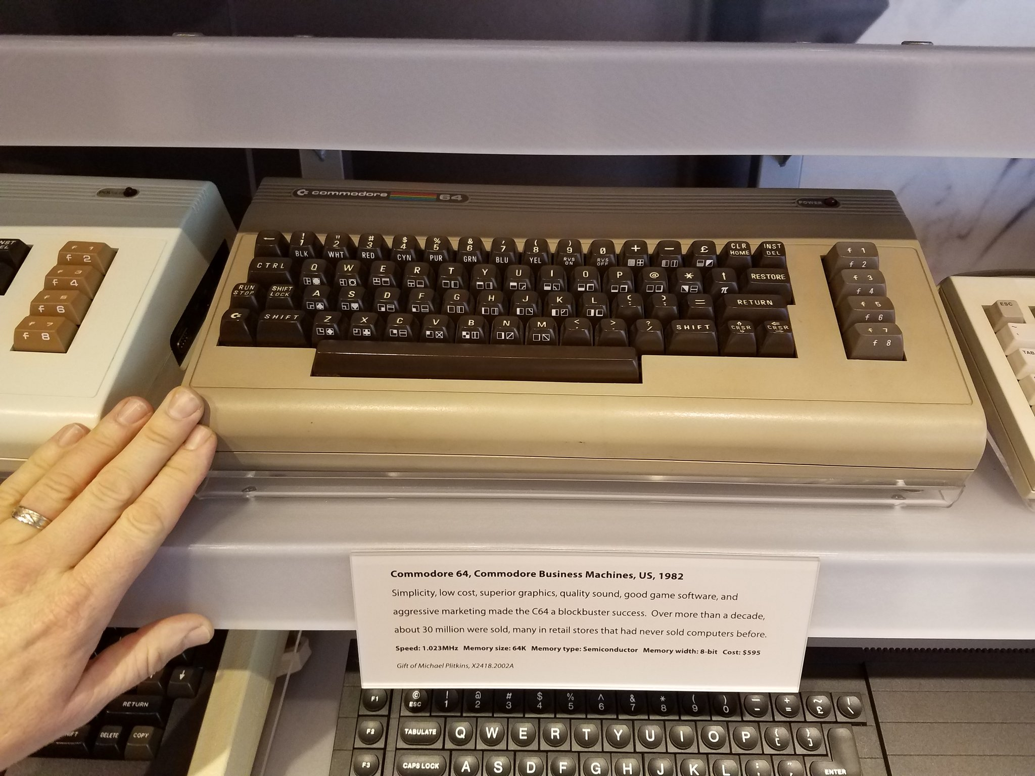 """Rich Schwerin on Twitter """"Enjoyed my time travel today IBM System"""