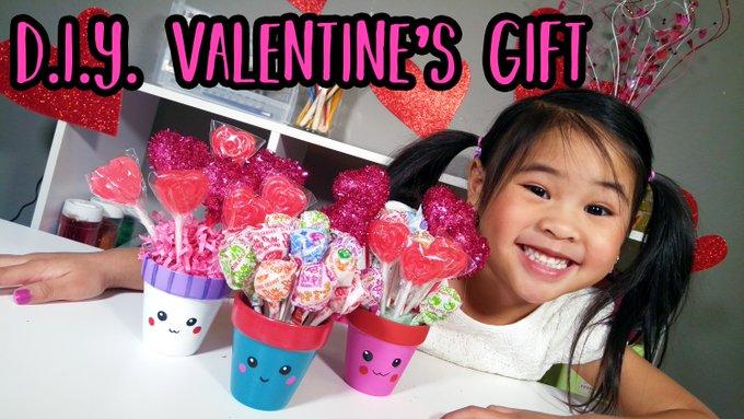 DIY Cute Valentine's Gift