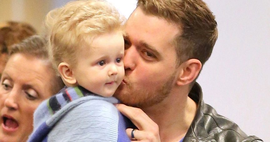 Amazing news this morning... @michaelbuble's aunt says little Noah's cancer has gone ❤️️❤️️ https://t.co/M67HRpdypA