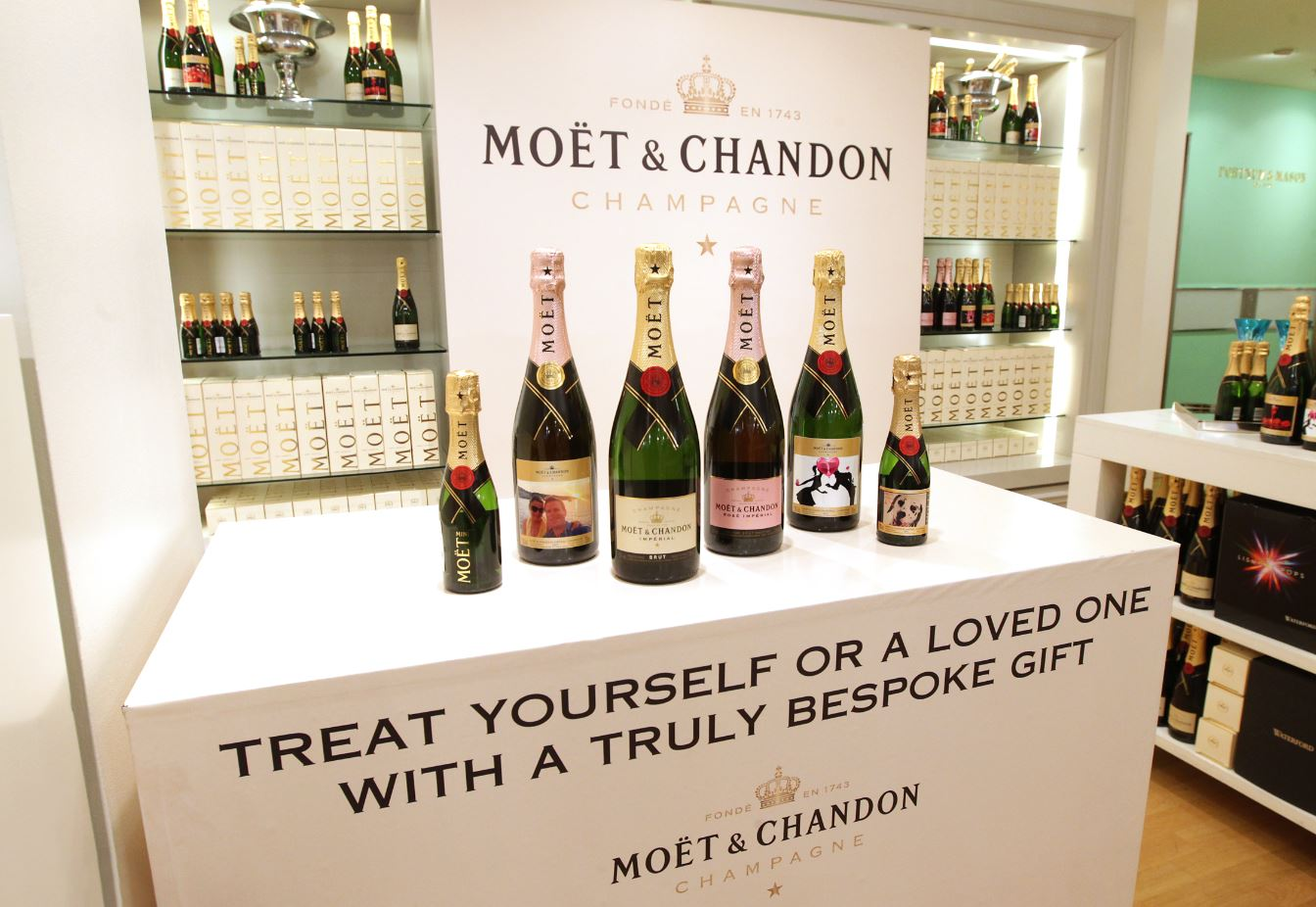 Image result for Moet & Chandon Store