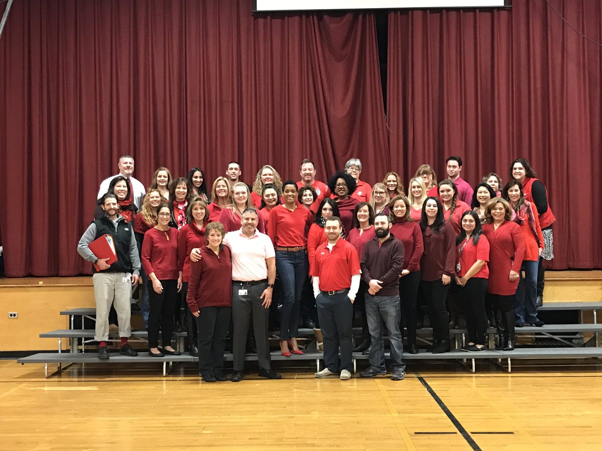 silas wood school on twitter wear red day to support the twitter wear red day to support the american heart association and go red for w silassuperstars silveramusic1 shufsd t co e4cinukedi