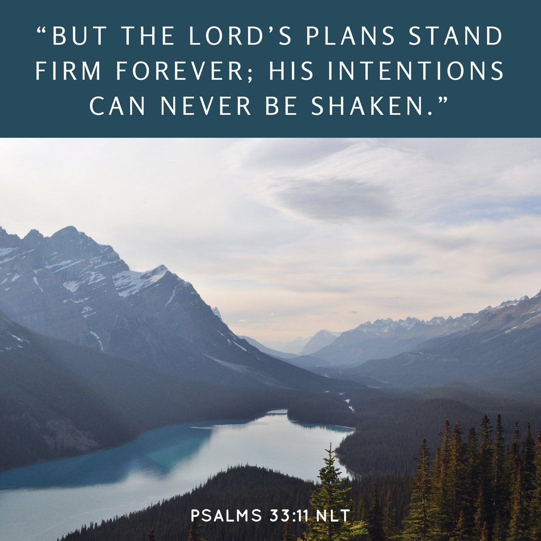 The Lord's plan stands! https://t.co/e9E314tmCQ