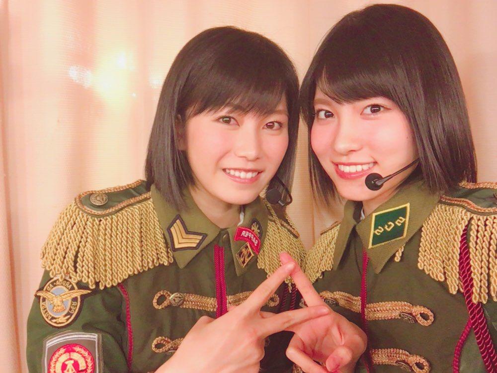 横山さんの生誕祭でした😊✨ これからもずっと、横山さんについていきます!! 小嶋さんからのミッション…