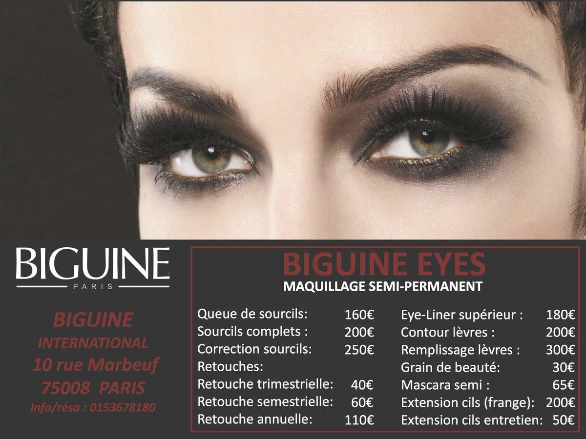 Biguine Biguineparis Maquillage Semi